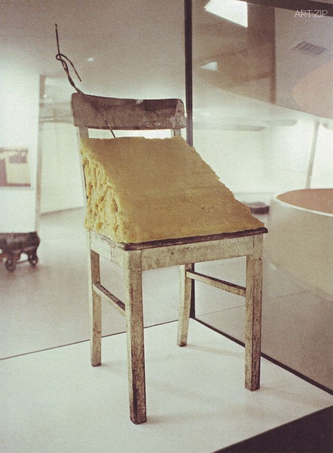 stuhl-mit-fett-fat-chair-joseph-beuys-1964