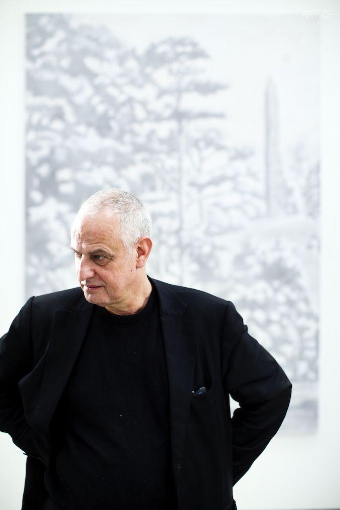 20141213 Luc Tuymans Atelier Berchem antwerp Belgium