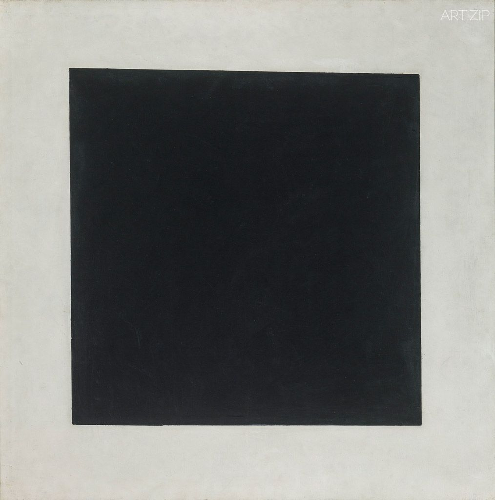 Kazimir Malevich Black Square, 1929 Oil on canvas, 80 x 80 cm © The State Tretyakov Gallery, Moscow